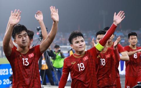 Khoanh khac U23 Viet Nam de bep nguoi Thai kho tin tren san My Dinh hinh anh 14