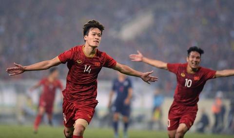 Khoanh khac U23 Viet Nam de bep nguoi Thai kho tin tren san My Dinh hinh anh 10