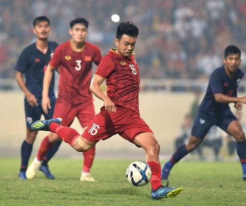 Khoanh khac U23 Viet Nam de bep nguoi Thai kho tin tren san My Dinh hinh anh 3