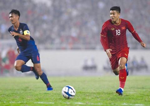 Khoanh khac U23 Viet Nam de bep nguoi Thai kho tin tren san My Dinh hinh anh 4