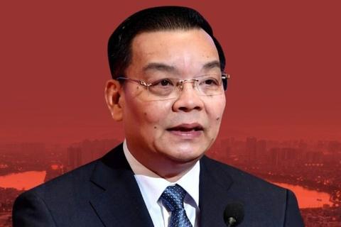 Chan dung Pho bi thu Thanh uy Ha Noi Chu Ngoc Anh hinh anh