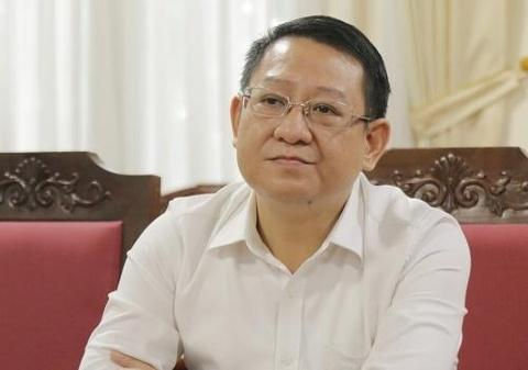 Ong Hoang Anh Tuan lam Chu tich UBND huyen Me Linh hinh anh