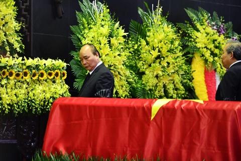 Linh xa dua tuong Dong Sy Nguyen ve noi an nghi cuoi cung hinh anh 5