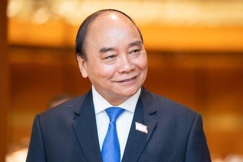 Chu tich nuoc Nguyen Xuan Phuc se du hoi nghi thuong dinh ve khi hau hinh anh