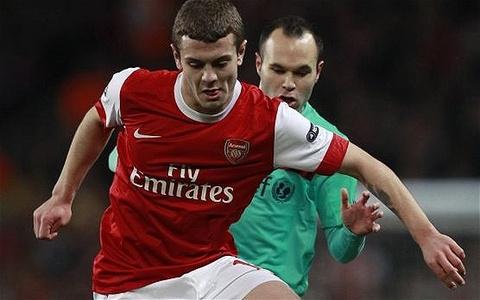 Dau Barcelona, Arsenal can tai hien tinh than 2011 hinh anh