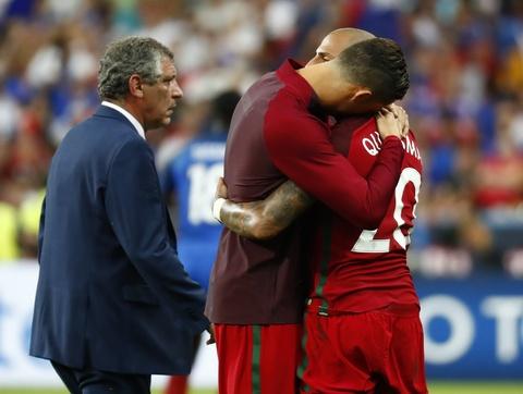 Ronaldo hon dau Nani, ho het chi dao va tiep lua dong doi hinh anh 2