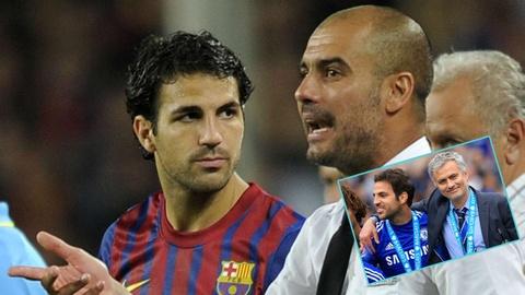 10 ngoi sao tung lam viec cung ca Pep va Mourinho hinh anh 4