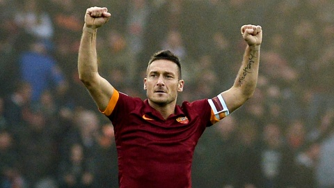 Totti, Ro beo, Nesta va the he 1976 quai kiet hinh anh 4