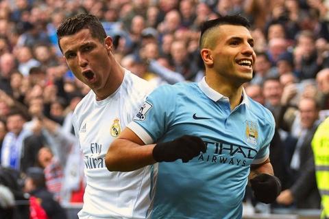 Top 10 doi hot bac Champions League: Real thua Man City hinh anh