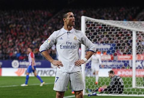 Ha Atletico, Ronaldo trinh lang kieu an mung moi hinh anh 10