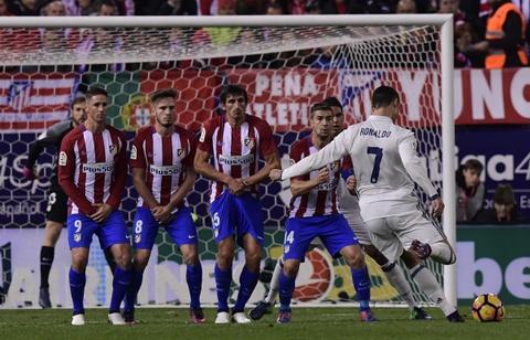 Ha Atletico, Ronaldo trinh lang kieu an mung moi hinh anh 3