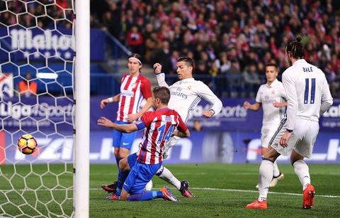 Ha Atletico, Ronaldo trinh lang kieu an mung moi hinh anh 9