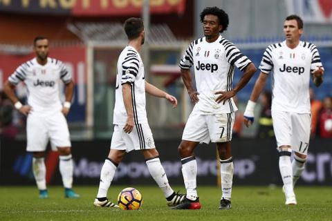 Con trai Simeone lap cu dup nhan chim Juventus hinh anh 9
