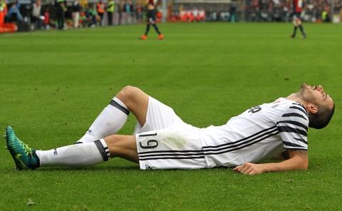 Con trai Simeone lap cu dup nhan chim Juventus hinh anh 4