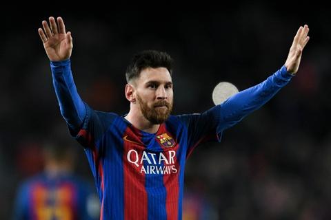 Messi tro lai hien lanh sau 5 thang 'noi loan'? hinh anh