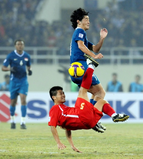 Cac thanh vien DTVN vo dich AFF Cup 2008 gio ra sao? hinh anh 7