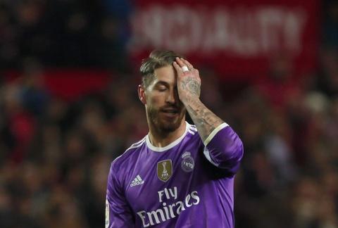 Ramos phan luoi, Real nem mui that bai sau 40 tran hinh anh 4