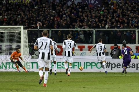 Juventus thua tran thu tu o Serie A hinh anh 1