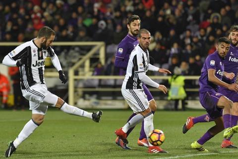 Juventus thua tran thu tu o Serie A hinh anh 3