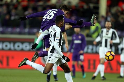 Juventus thua tran thu tu o Serie A hinh anh 2
