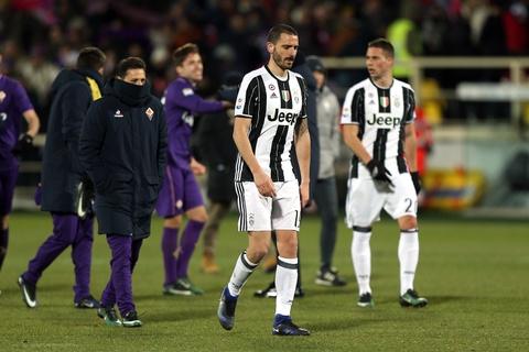 Juventus thua tran thu tu o Serie A hinh anh 5