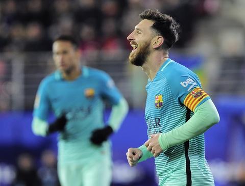 Highlight Eibar 0-4 Barcelona hinh anh