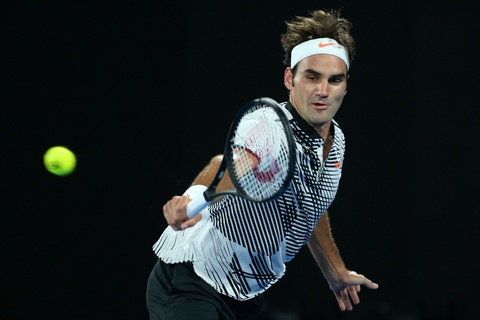 Federer nhoe le trong ngay hon cup bac chien thang hinh anh 4