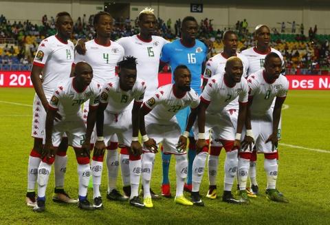 Hien tuong Burkina Faso bi giai ma o cup chau Phi hinh anh 1