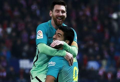 Messi toa sang, Barca co nua ve chung ket cup Nha vua hinh anh