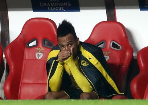Toi do Aubameyang khien Dortmund bai tran hinh anh