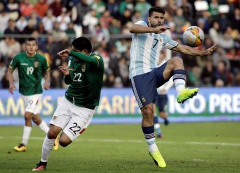 Argentina that bai ngay sau khi Messi bi cam thi dau hinh anh 6