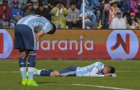 Argentina that bai ngay sau khi Messi bi cam thi dau hinh anh 7