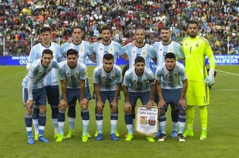 Argentina that bai ngay sau khi Messi bi cam thi dau hinh anh 2