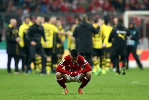 Bayern te nhat sau 17 nam hinh anh 1