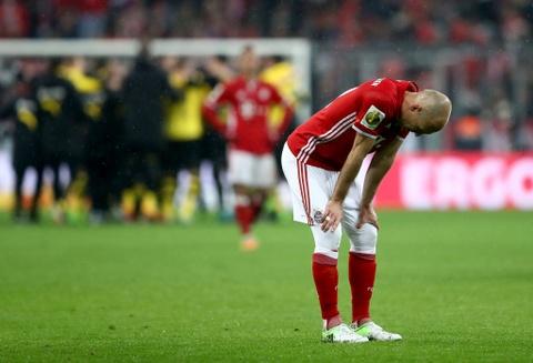 Bayern te nhat sau 17 nam hinh anh 2
