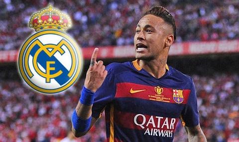 Neymar danh 15 phut trong phong thay do Real Madrid hinh anh