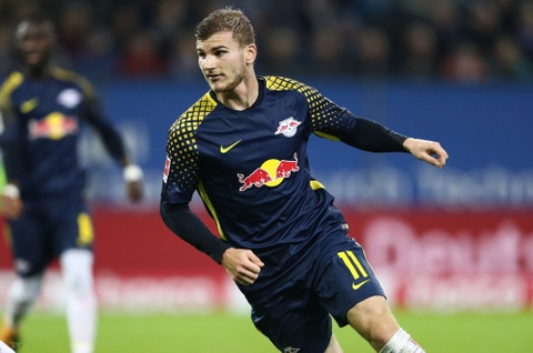 Highlights Hamburg 0-2 RB Leipzig hinh anh