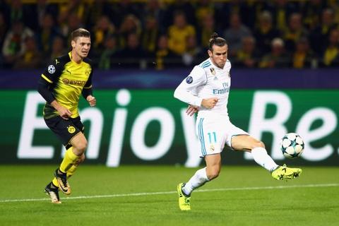 Song sat Ronaldo - Bale toa sang giup Real nhan chim Dortmund hinh anh 4