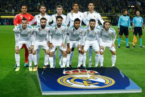Song sat Ronaldo - Bale toa sang giup Real nhan chim Dortmund hinh anh 1