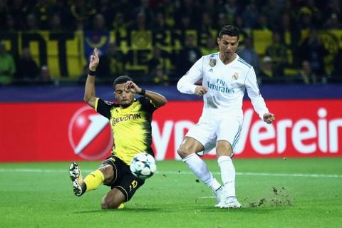 Song sat Ronaldo - Bale toa sang giup Real nhan chim Dortmund hinh anh 8