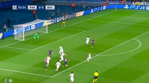 Neymar - Cavani giup PSG nhan chim Bayern hinh anh 3