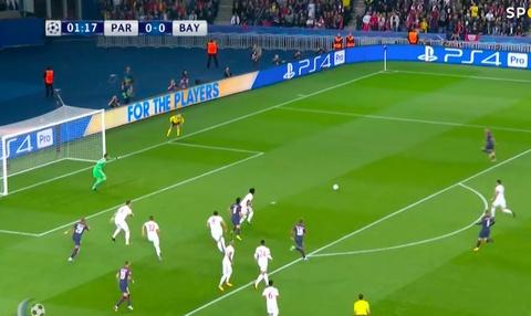 Neymar - Cavani giup PSG nhan chim Bayern hinh anh 4