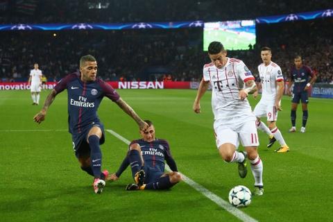 Neymar - Cavani giup PSG nhan chim Bayern hinh anh 10