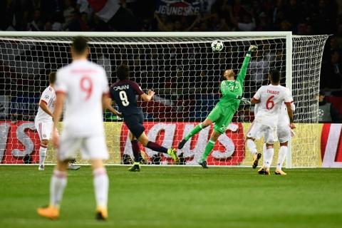 Neymar - Cavani giup PSG nhan chim Bayern hinh anh 7