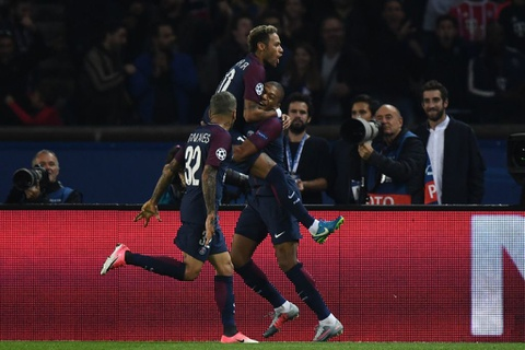 Neymar - Cavani giup PSG nhan chim Bayern hinh anh 15