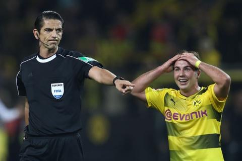 Thanh dia cua Dortmund that thu lan dau sau 30 thang hinh anh