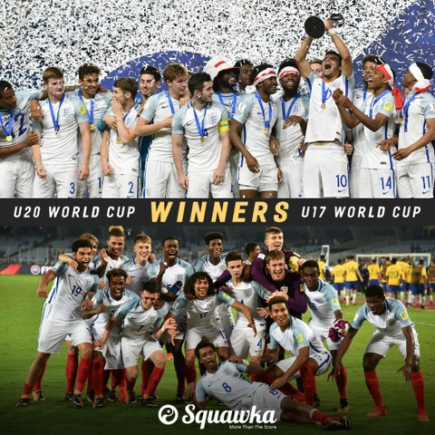 Vui dap Tay Ban Nha 5-2, tuyen Anh vo dich U17 the gioi hinh anh 13