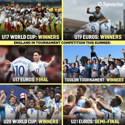 Vui dap Tay Ban Nha 5-2, tuyen Anh vo dich U17 the gioi hinh anh 14