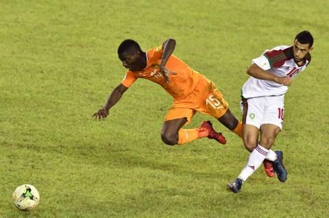 Highlights Bo Bien Nga 0-2 Morocco hinh anh