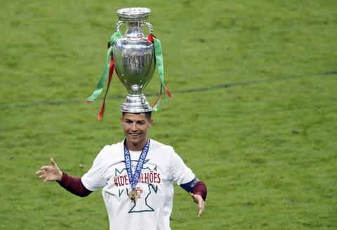 7 thach thuc cho Ronaldo trong nam 2018 hinh anh 1